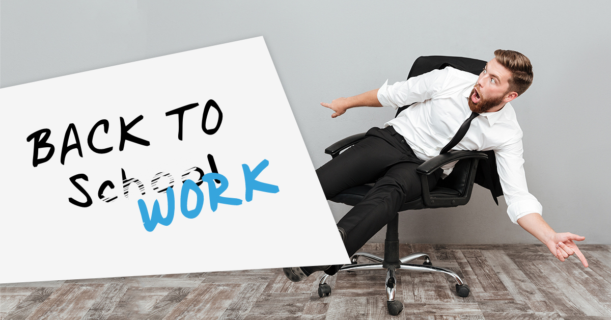 5 Survival Tips for Going back to work a...
